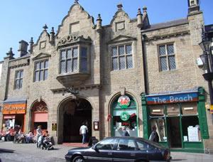 Wrexham Town Centre Markets