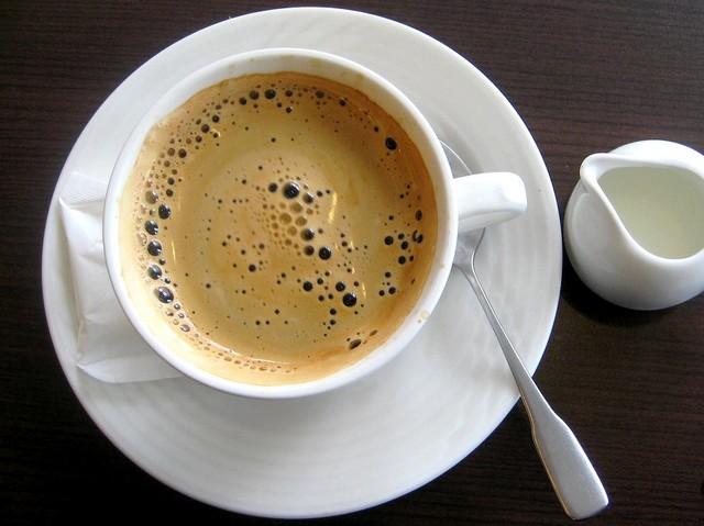 Crema alla Nocciola per Caffè