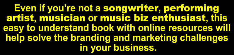 Even if you're not a songwriter