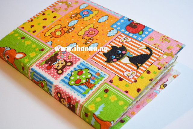 Handmade Kawaii Art Journal