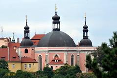 Prague Nové Město & Vyšehrad