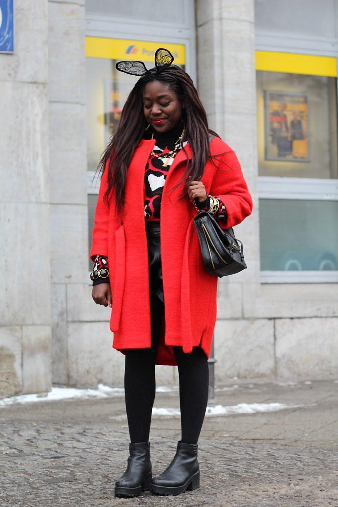 Berlin Fashion Week Lois Opoku Streetstyle Januar 2014 lisforlois