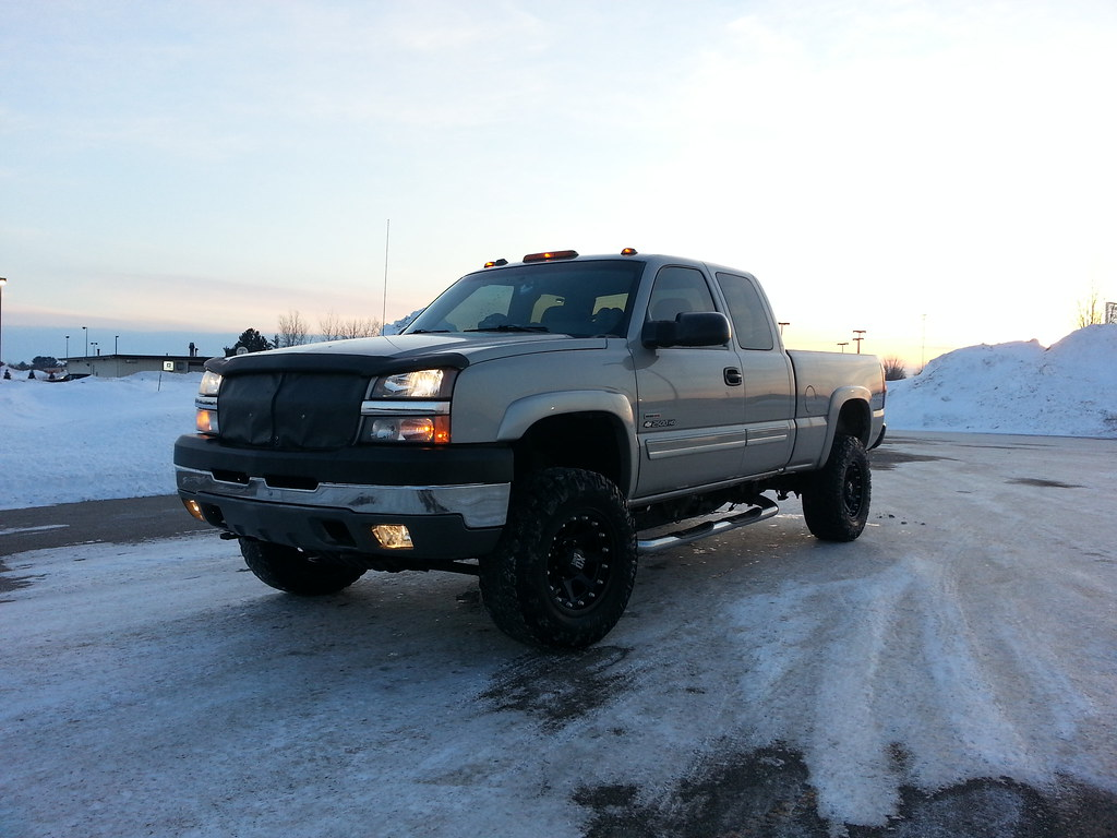 XD Addict with -12 Offset... HELP! - Chevy and GMC Duramax ...