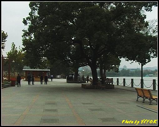 杭州 西湖 (其他景點) - 044 (湖濱路的湖畔)