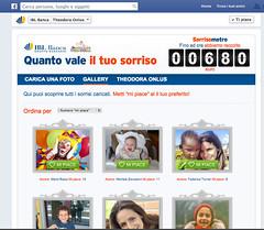 Campagna CSR su Facebook