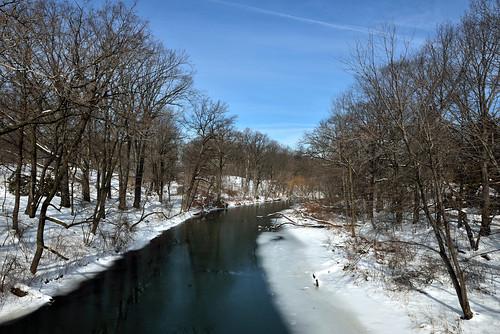 Bronx River Triptych
