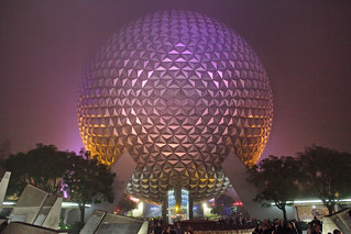 Spaceship Earth in the Fog