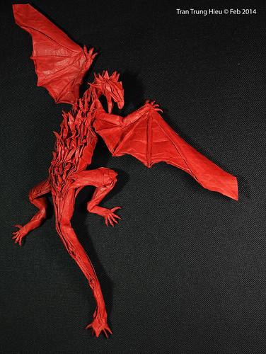 簡単 折り紙 折り紙 折り方 恐竜 : mag.japaaan.com