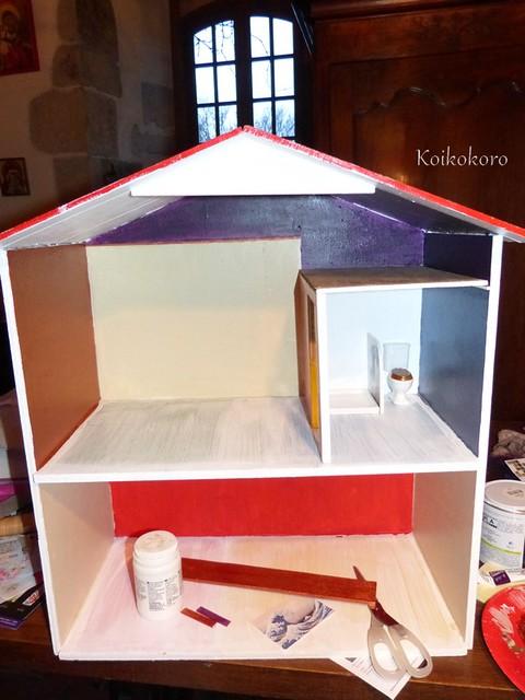 Leilan'house Suite des travaux