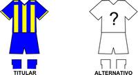 Uniforme Selección Luqueña de Fútbol