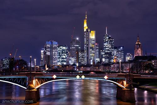Frankfurt Downtown - Nikon D800E & AF-S 2,8/24-70mm