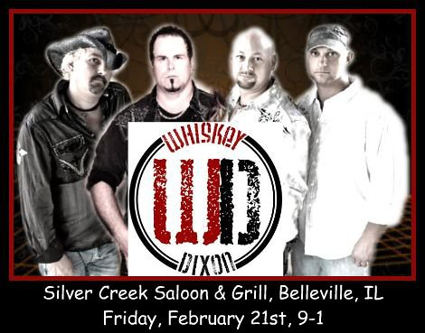 Whiskey Dixon 2-21-14