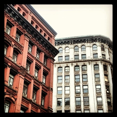 #nyc #buildings #manhattan by ShellyS