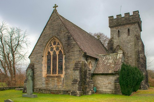 St Margaret Of Antioch, Low Wray, Cumbria