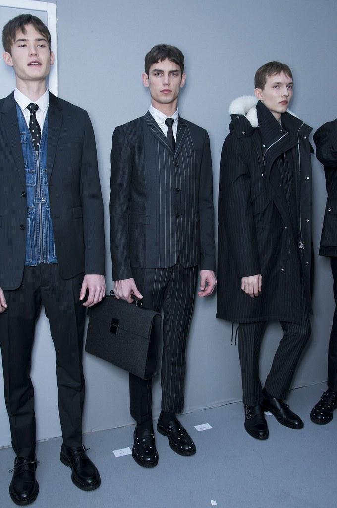 FW14 Paris Dior Homme220_Felix Riess, Arthur Gosse, Egor Semenov(fashionising.com)