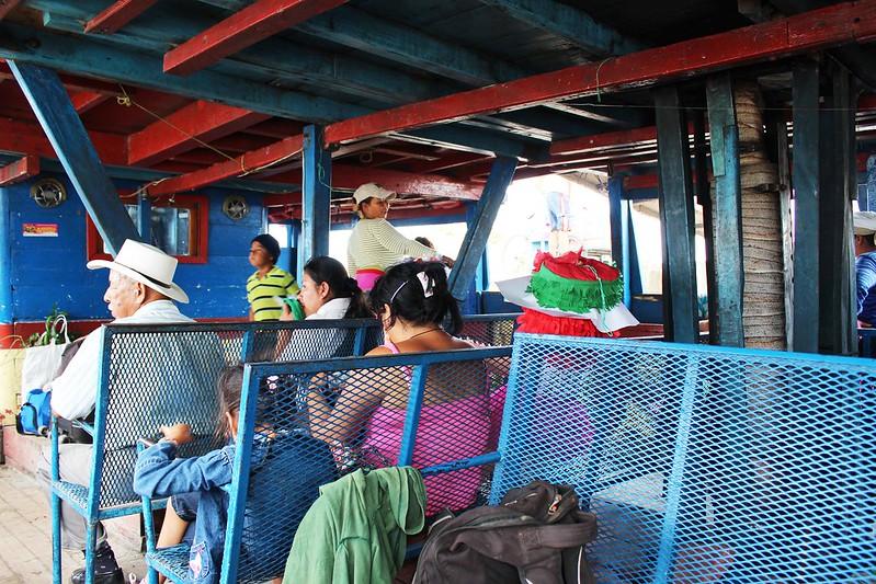 ometepe boat