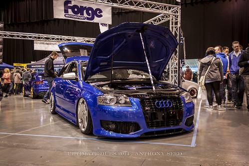 UD Indoors - Audi A3