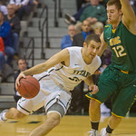 2014-03-09 -- NCAA men's basketball vs. St. Norbert