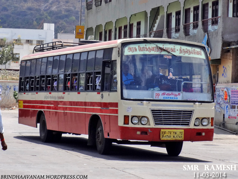 Tamil Nadu Buses - Photos & Discussion - Page 1555