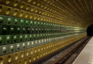 Malostranská Station