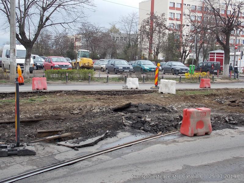 Traseul 102, etapa I: Bucla Nord ( Sp. Județean ) - Intersecție Republicii - Pagina 2 13426514483_01c0414c6d_c