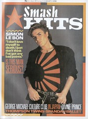 Smash Hits, August 02, 1984