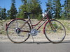 '84 Schwinn World Tourist With Freewheel Crank system