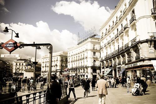 Madrid, Sol