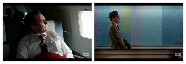 Traveling Don Draper Style