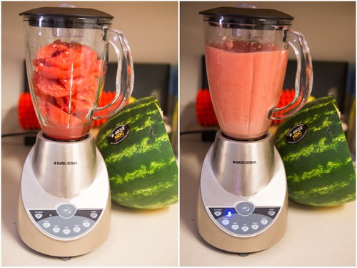 Blending Watermelon Pieces #Shop