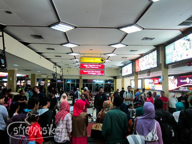 Touchdown Yogyakarta