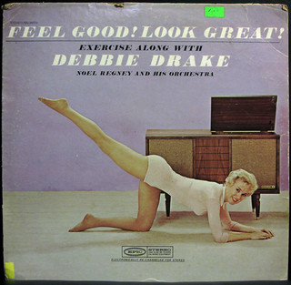 Exercise Along with Debbie Drake - (RJFC Collage LXXVII)