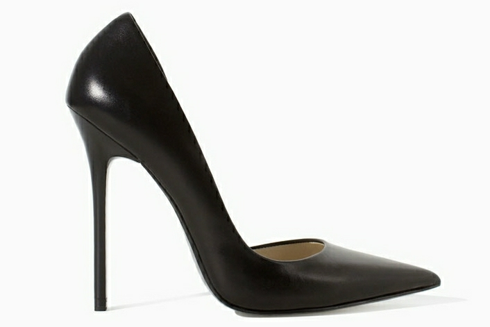 stiletto zara