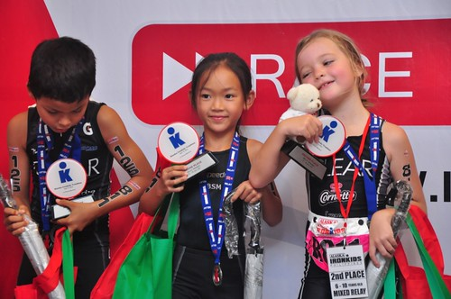 Alaska IronKids Triathlon Winners