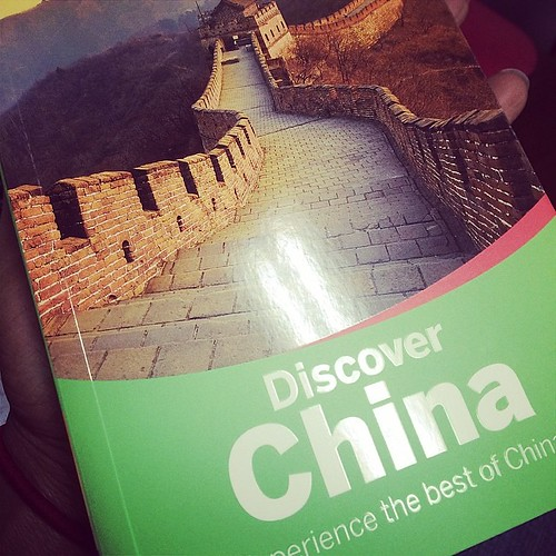 Can't think about anything else! I'm soo excited! #travel #china #tripofalifetime