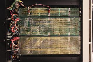 PDP-11/34 Unibus wirewrap
