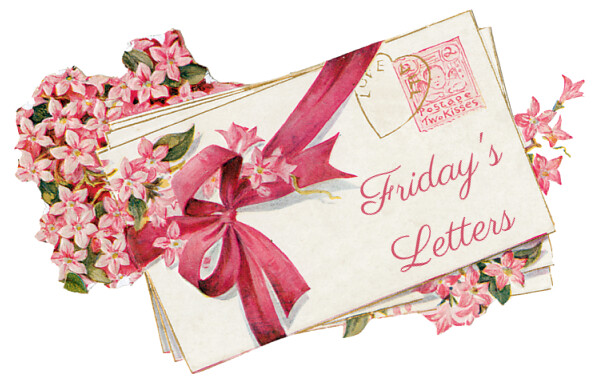 Friday's Letters