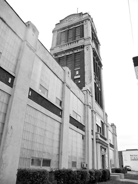 284/365 - Warehouse