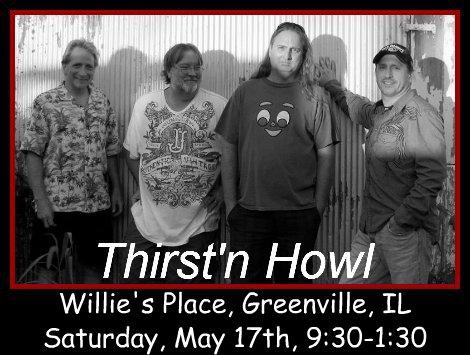 Thirst'n Howl 5-17-14