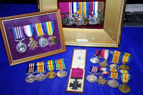 Merseyside medal reunion