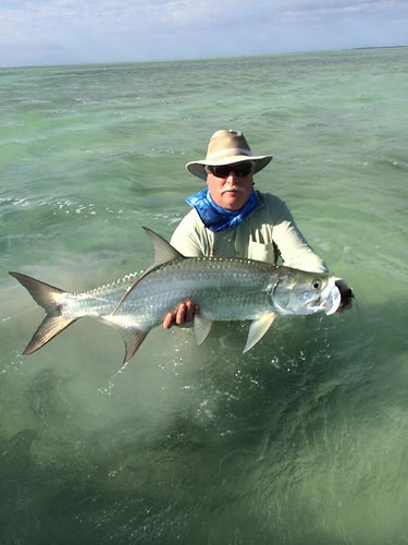 Anderson and Platt Fly Fishing Belize 2014