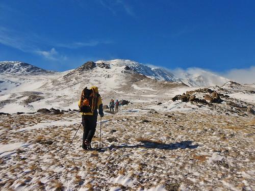 Mt Massive East Ridge