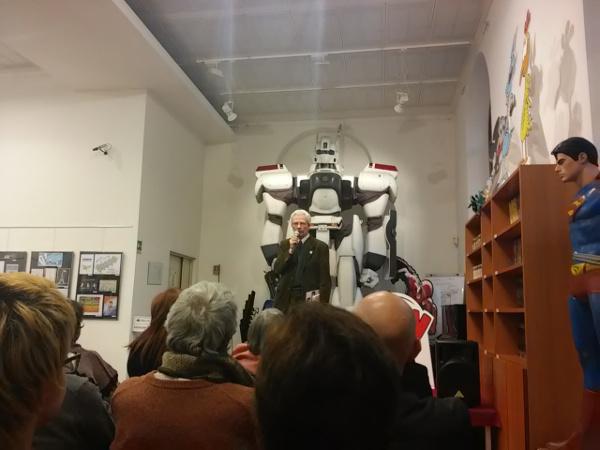 Siamo tutti Charlie: inaugurazione della mostra al museo WOW di Milano