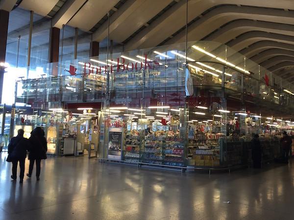 Librairie Feltrinelli Rome