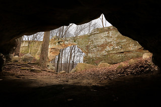 Sewanee Natural Bridge, Sewanee Natural Bridge State Natural Area, Franklin County, Tennessee 1
