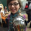 Meet my friend, Medieval Brass Knuckles! #VSCOcam #365infocus