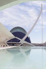 Valencia - Serreria Bridge and Agorà