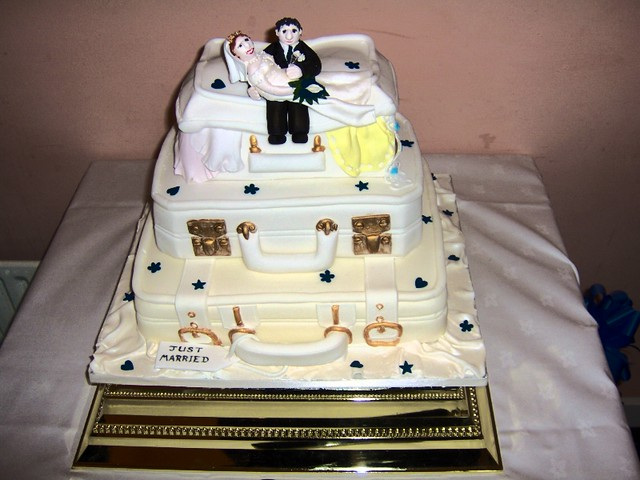 Wedding cake, getting married, wedding day, ten years married
