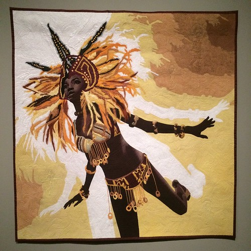 Trina Dancer by Linda Anderson, 2014
