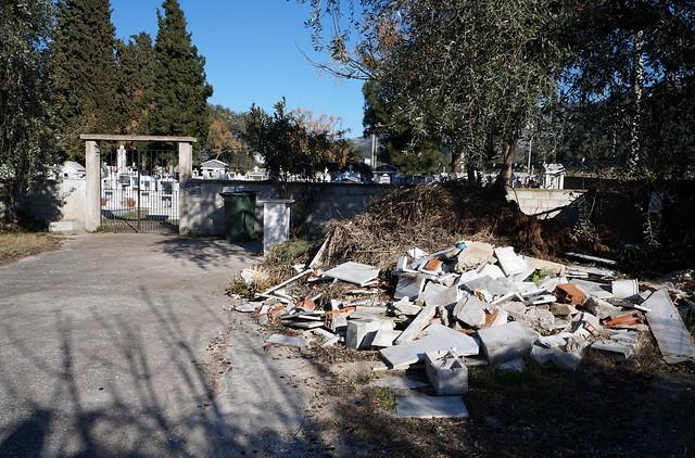 Νεκροταφείο Πρίνου.